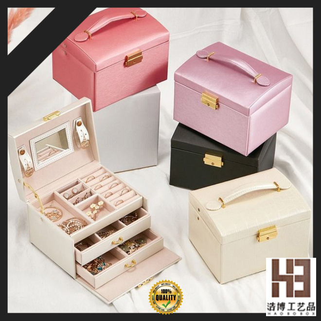 luxury jewelry box supply