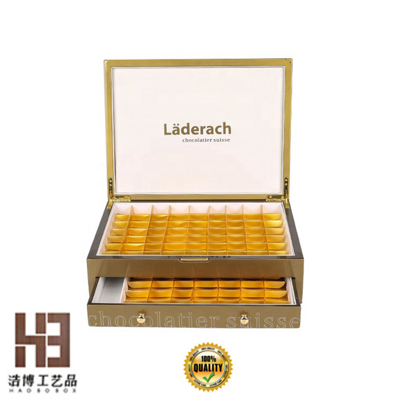High-quality chocolate gift boxes supply