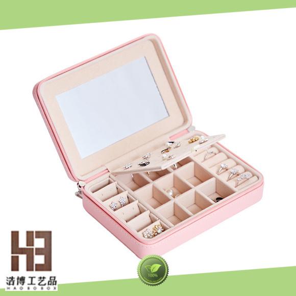 New earring jewelry box supply