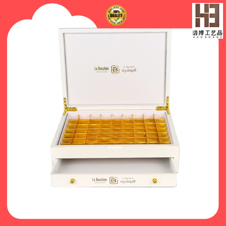 luxury chocolate box factory