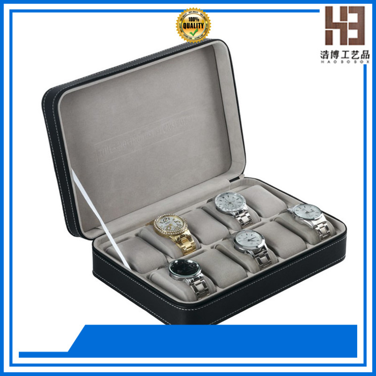 High-quality personalized watch box for him supply