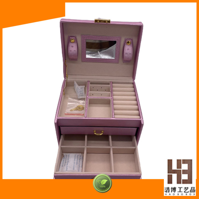 jewelry box with drawers supply