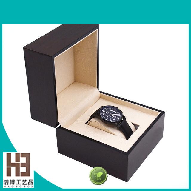 Latest luxury watch box supply