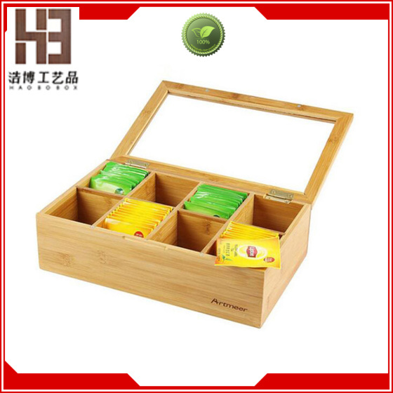 organic tea box factory