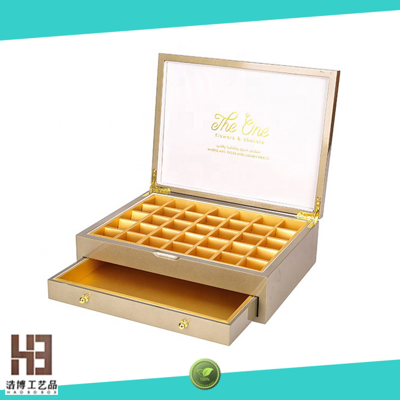 Latest chocolate gift boxes supply