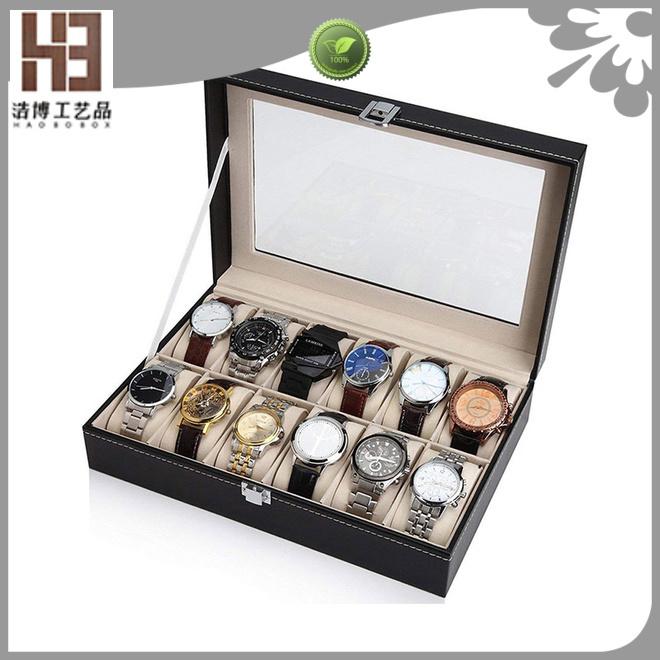 large watch box company