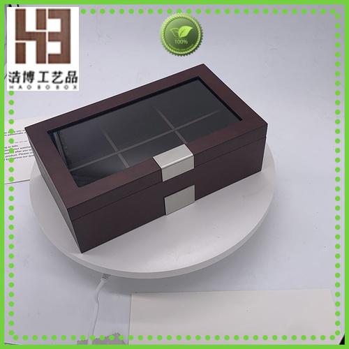 New big tea box factory
