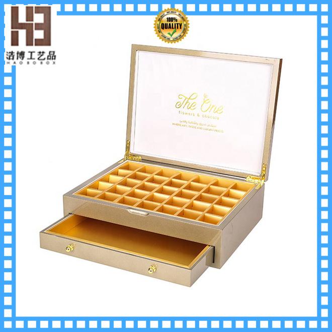 New personalized chocolate box supply