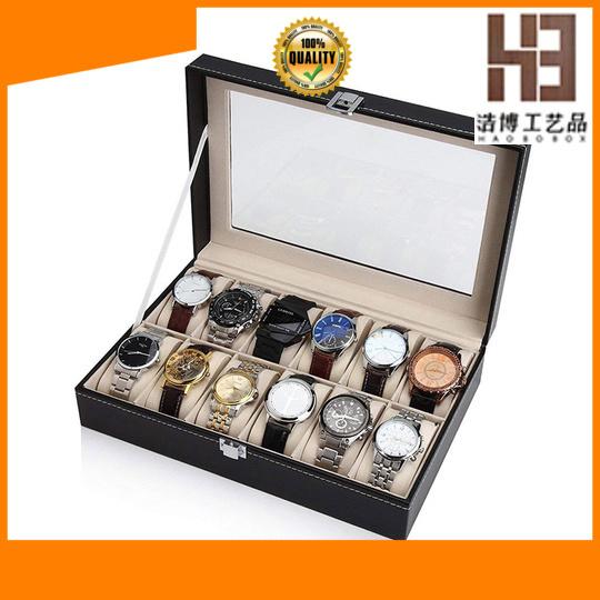 Latest watch box for women company