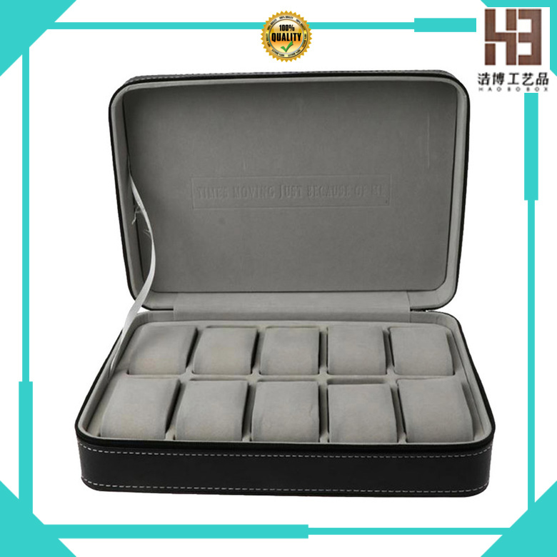 personalized watch case supply