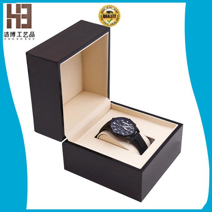 New luxury watch box supply