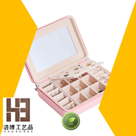 High-quality girls jewelry box factory