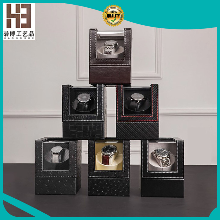High-quality large watch box for men supply
