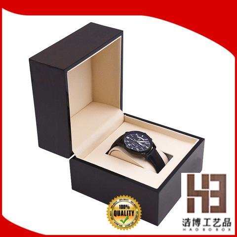 Latest watch display case company