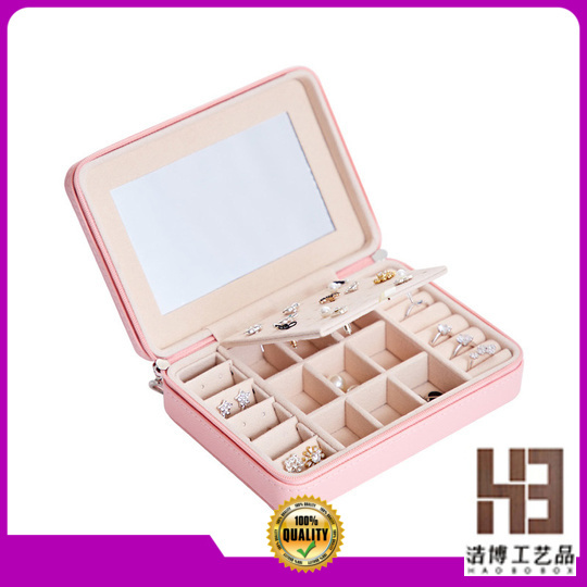 New portable jewelry boxes supply