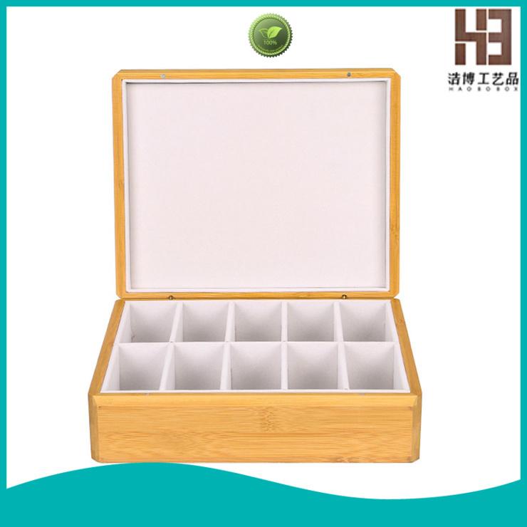 Latest box of tea company