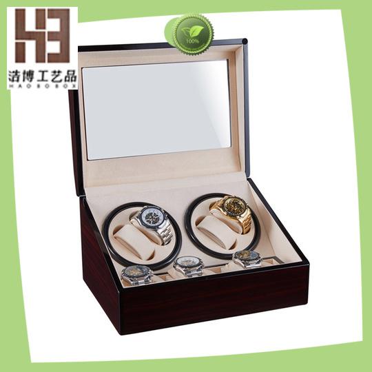Latest automatic watch box company
