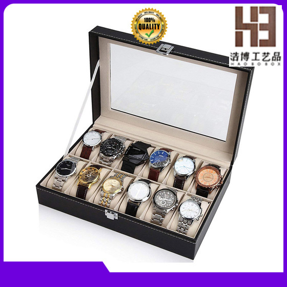 High-quality watch box for women company