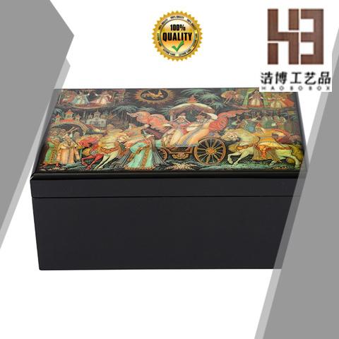 small tea box factory
