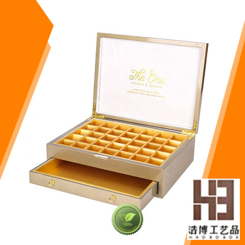High-quality boxes for chocolates factory