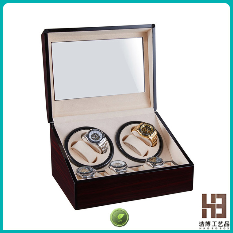Latest watch box for men company