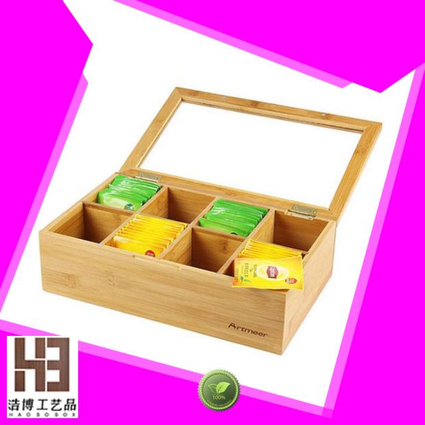 Top small tea box company