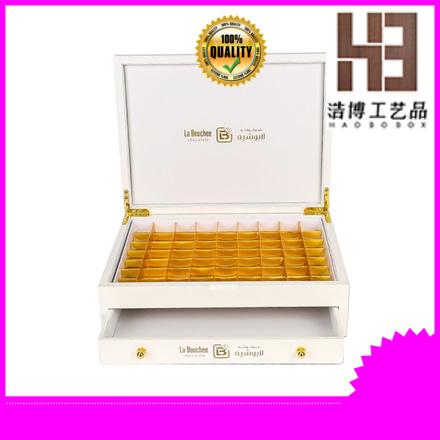 New luxury chocolate box supply