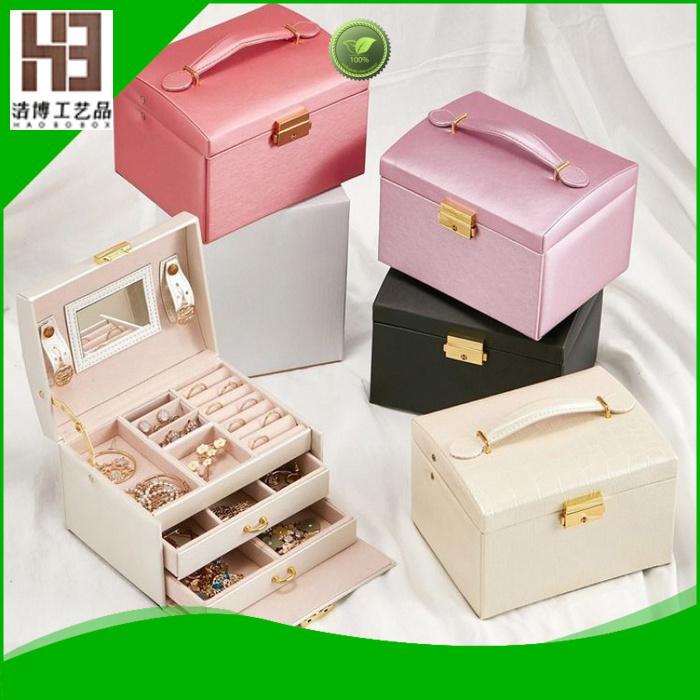 Latest jewellery storage boxes company