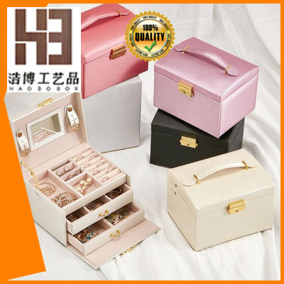 High-quality empty jewelry boxes factory