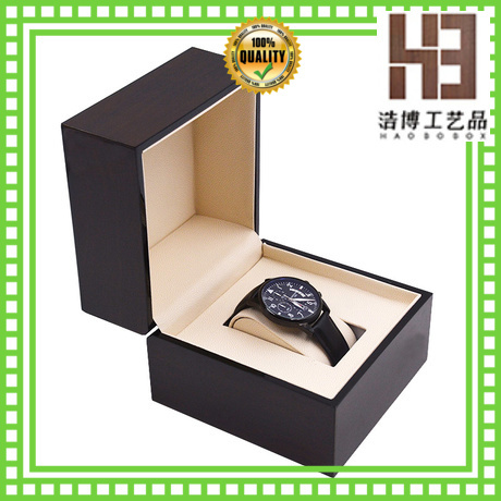 personalized wooden watch box factory