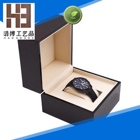 empty watch box factory